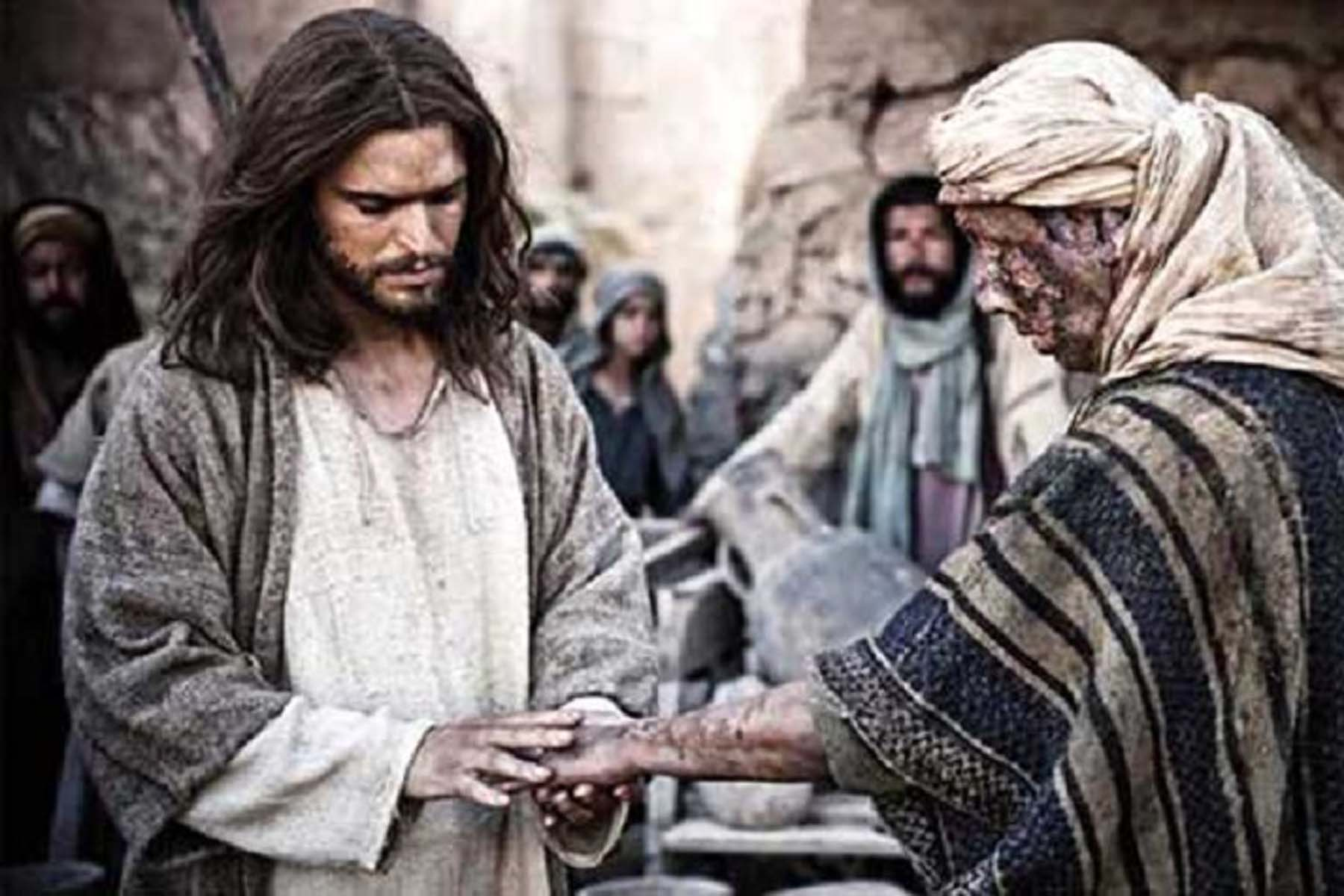 jesus cleanses a man with leprosy christian forums