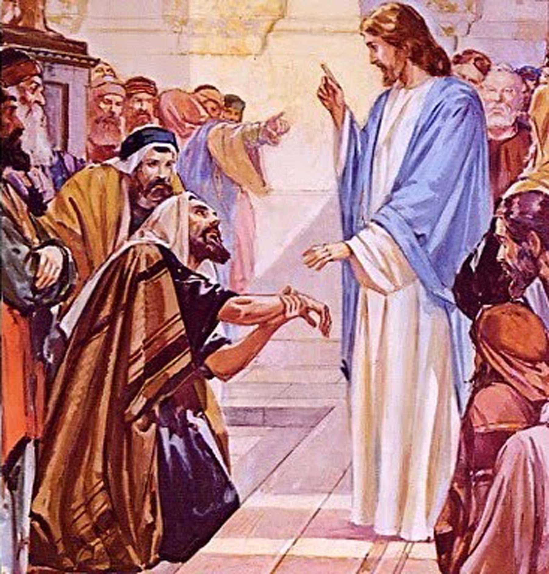 Healing On The Sabbath