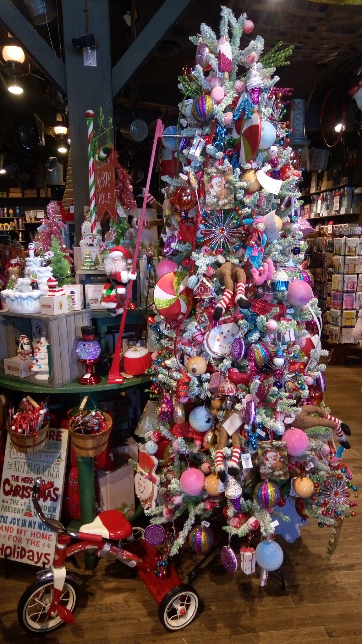 Why does Cracker Barrel start rolling out their stock of holiday ...