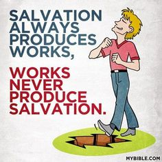 Does persevering in the faith imply earning salvation