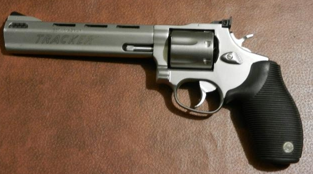 New Taurus  357 magnum Tracker | Christian Forums