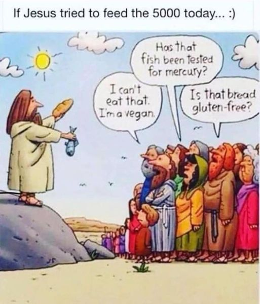Jesus trying to feed the 5000 todat.jpg