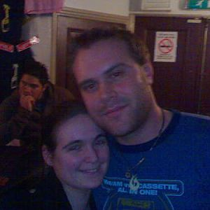 Me and Daniel Bedingfield