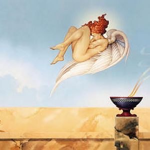 Michael Parkes - Eternity