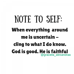 Note To Self-