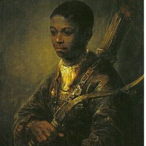 Young archer by Govaert Flinck (1615-1660)