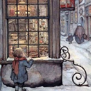 Another gem by Anton Pieck
