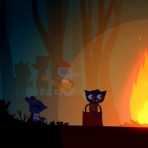 Night in the Woods wallpaper