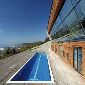 Waterfronts and Lap Pools