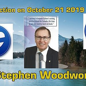 Stephen Woodworth and Andrew Scheer A Great Team - YouTube
