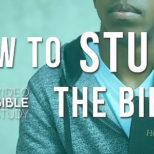 How to Study The Bible | Hearing Gods Word Through Scripture - YouTube